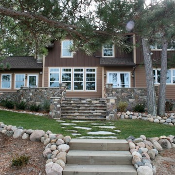 Pelican Lake, Lake Home